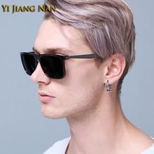 Yi Jiang Nan Brand Design Classic Fashion Alloy PC Full Rim Sunglasses Polarized Men Women Driving UV400 Gafas De Sol