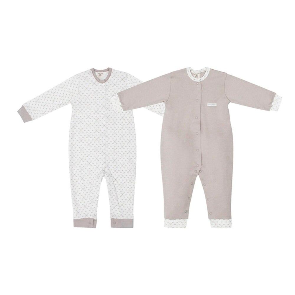 Jumpsuit Lucky Child for girls 33-13D Children's clothes kids girls frill trim solid jumpsuit