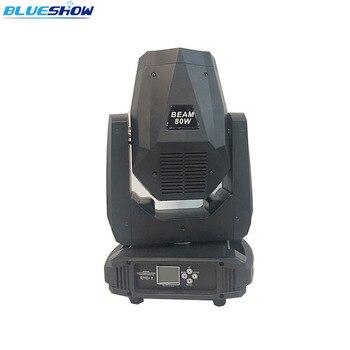 Không có thuế tùy chỉnh bằng không khí, siêu Tia Trắng LED 80 W Di Chuyển Đầu Mini Sharpy DJ DMX512 LED Cá Chép Bắt Đèn