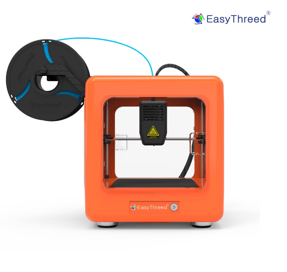 Easythreed NANO with windows small consumer household homeuse student steam education christmas gift 3d printer