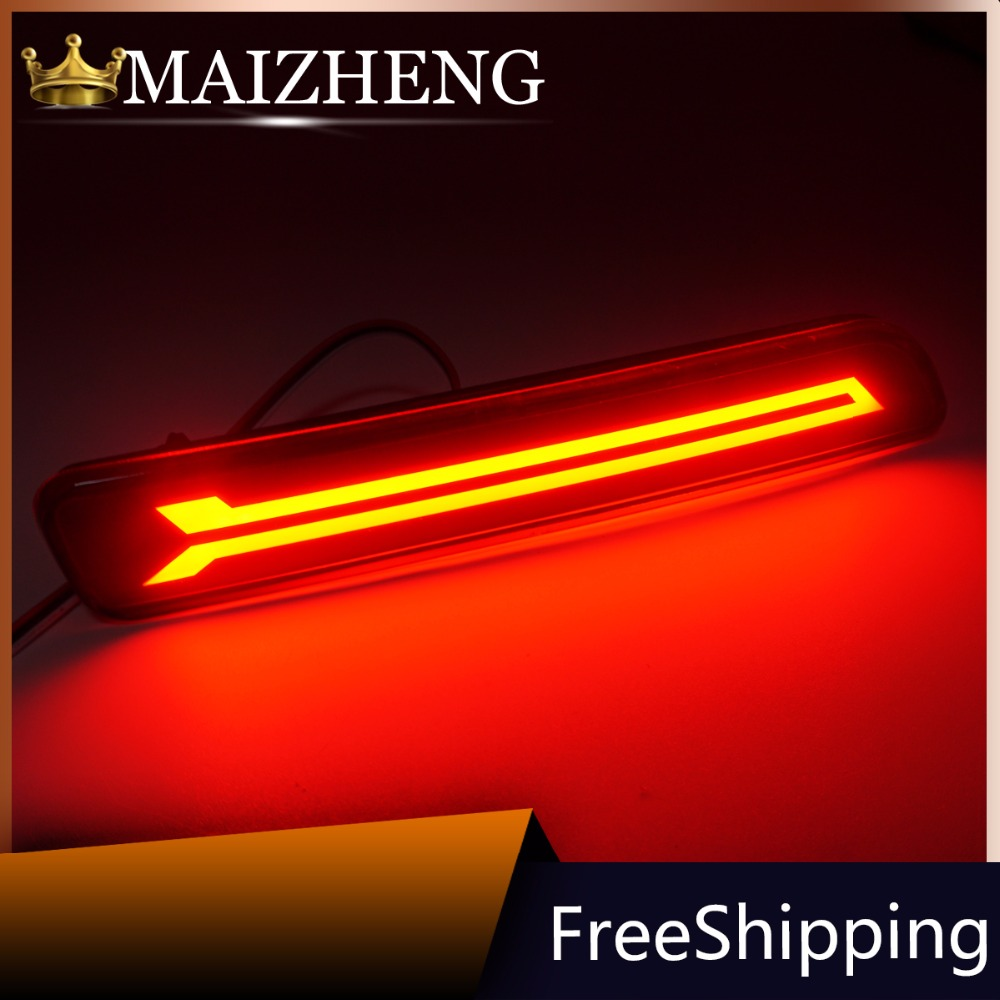 Daylights DRL LED Car Lights Guide Brake Lights + Night Driving Lights Case For Suzuki Baleno III Vitara Brezza 2015 2016 2017