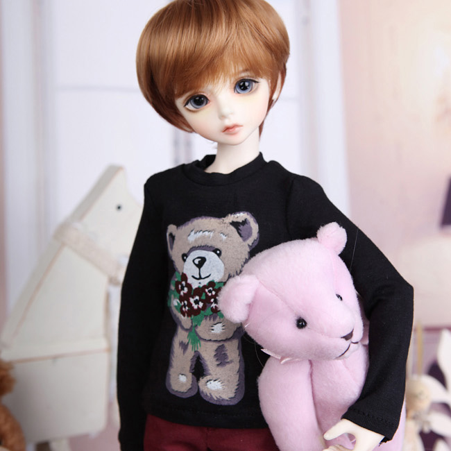 stenzhorn doll 4 points baby boy BORY joint doll doll free eyes