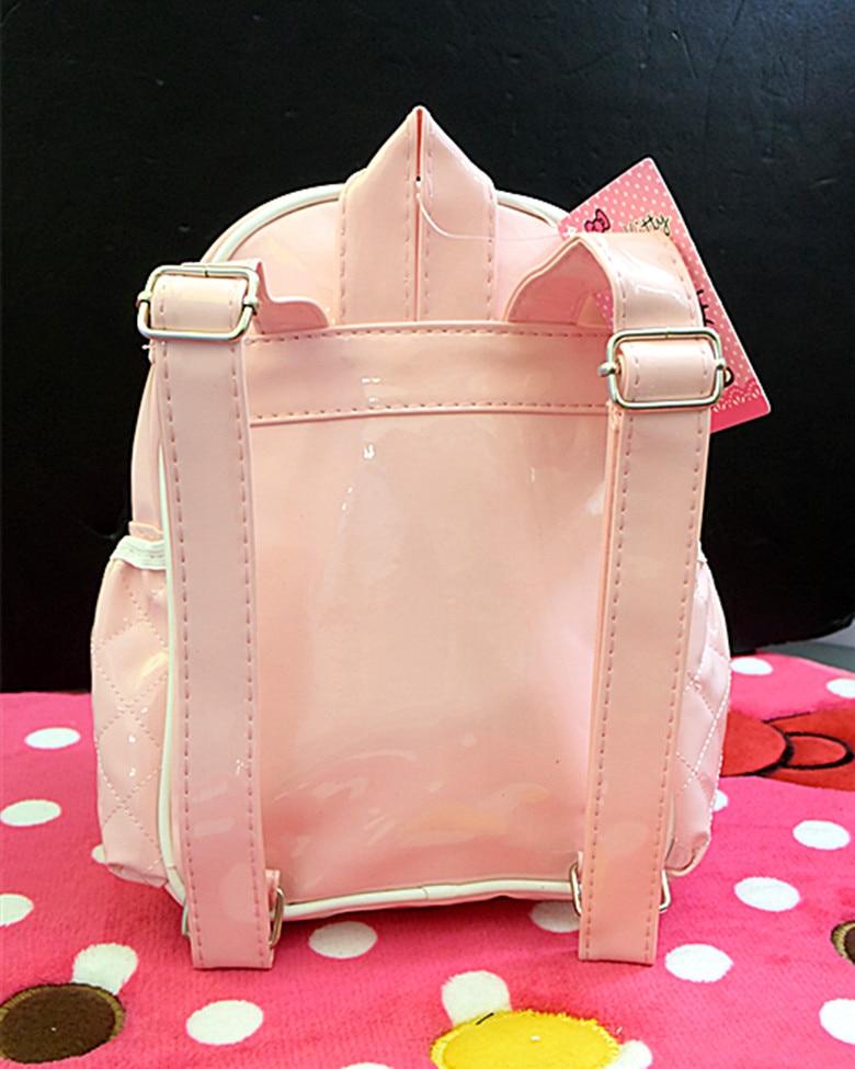 813095b7b Xingkings New Women Girl Hello kitty Bags Black Backpack bag Purse School  Bag KX B0913-in Backpacks from Luggage & Bags on Aliexpress.com | Alibaba  Group