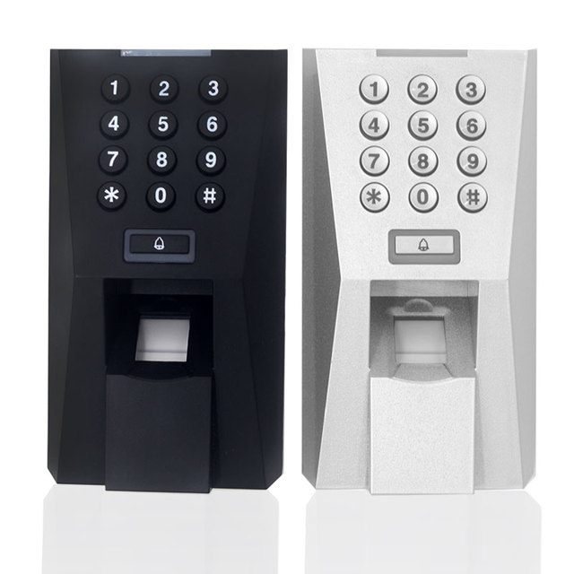 Fingerprint Keypad Access Control System Fingerprint In and Out with WG26 Output Security System for Door school security