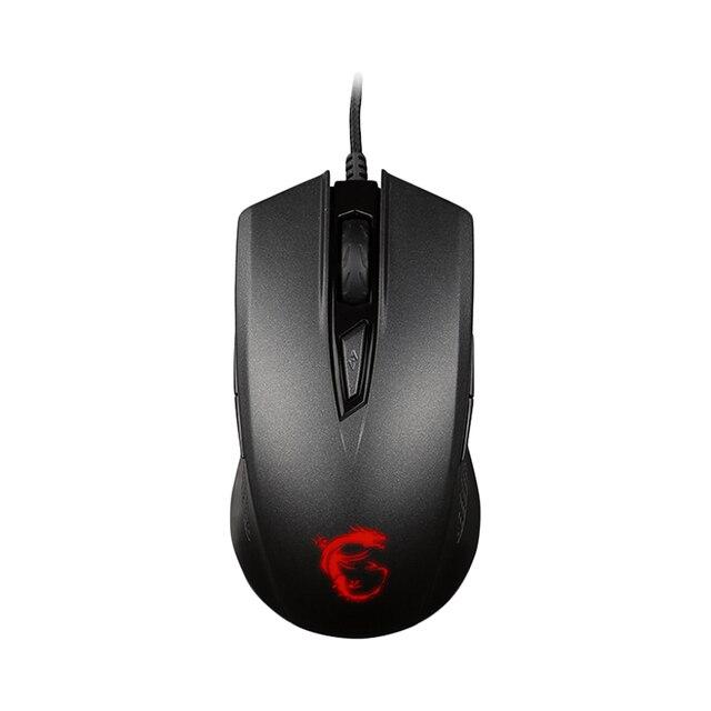 Мышь игровая MSI Clutch GM40