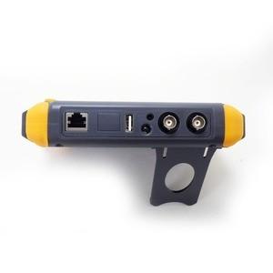 Image 5 - CCTV TESTER 5MP safety protection 5 INCH Tester AHD TVI 4MP CVI Analog  CCTV Tester Monitor VGA HDMI UTP Cable Test 8W