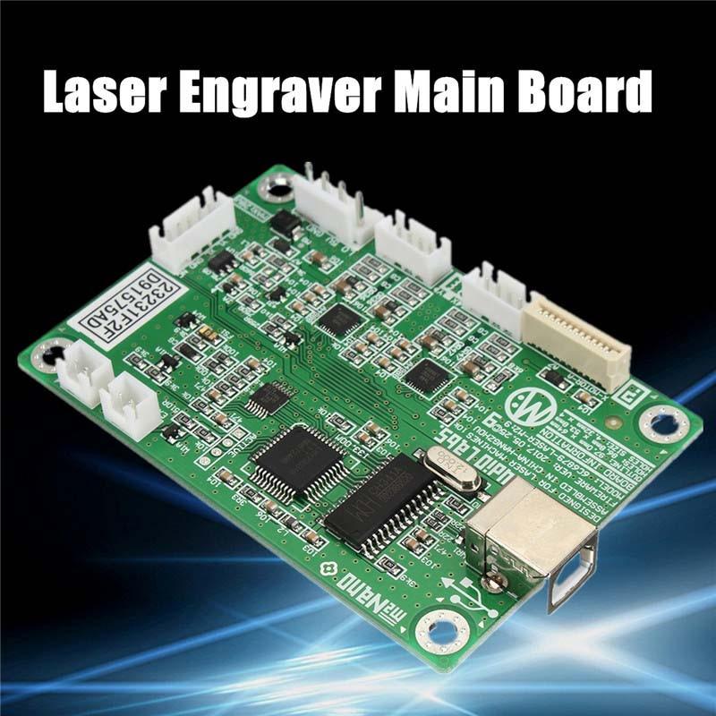 CO2 Laser Engraver Main Board K40 M2 Mother Main Board Control System For DIY CO2 Laser Engraving Engraver rd 6442 laser controller main board for co2 laser engraving machine