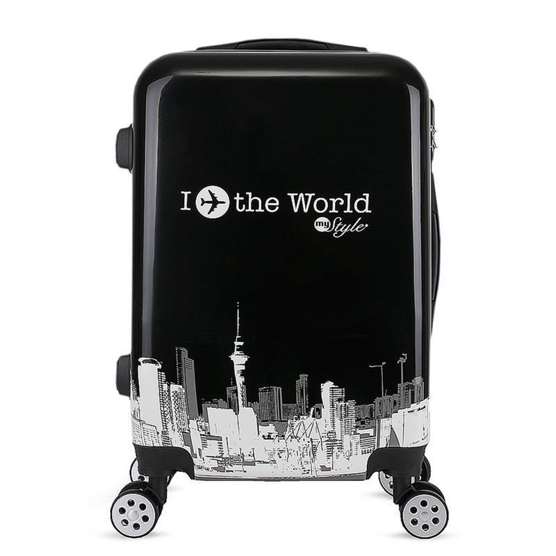 0b8da537a5e15 On Set Valise Kids Traveling Bag With Wheels Mala Viagem Colorful ...: