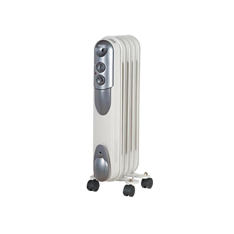 Oil heater Resanta OMPT-5N heater element flexible dia 170mm 200w 12v heated bed circular round silicone heater pad 3d printer oil heated flexible heating