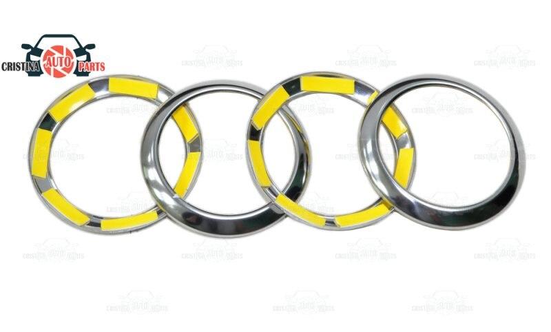 Pour Lada Granta/Kalina bouchon chromé sur déflecteurs d'air acier inoxydable moulage intérieur aspect voiture style décoration - 6