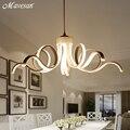 Светодиодная Подвесная лампа  современные светильники для спальни  гостиной  освещения в помещении  AC90-260v