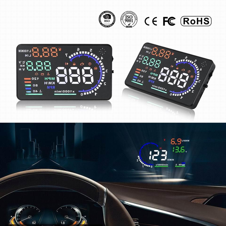 UTB8IcJrB3QydeJk43PUq6AyQpXaN - Car Head Up Display Projector Shows Speed Warning Fuel Consumption