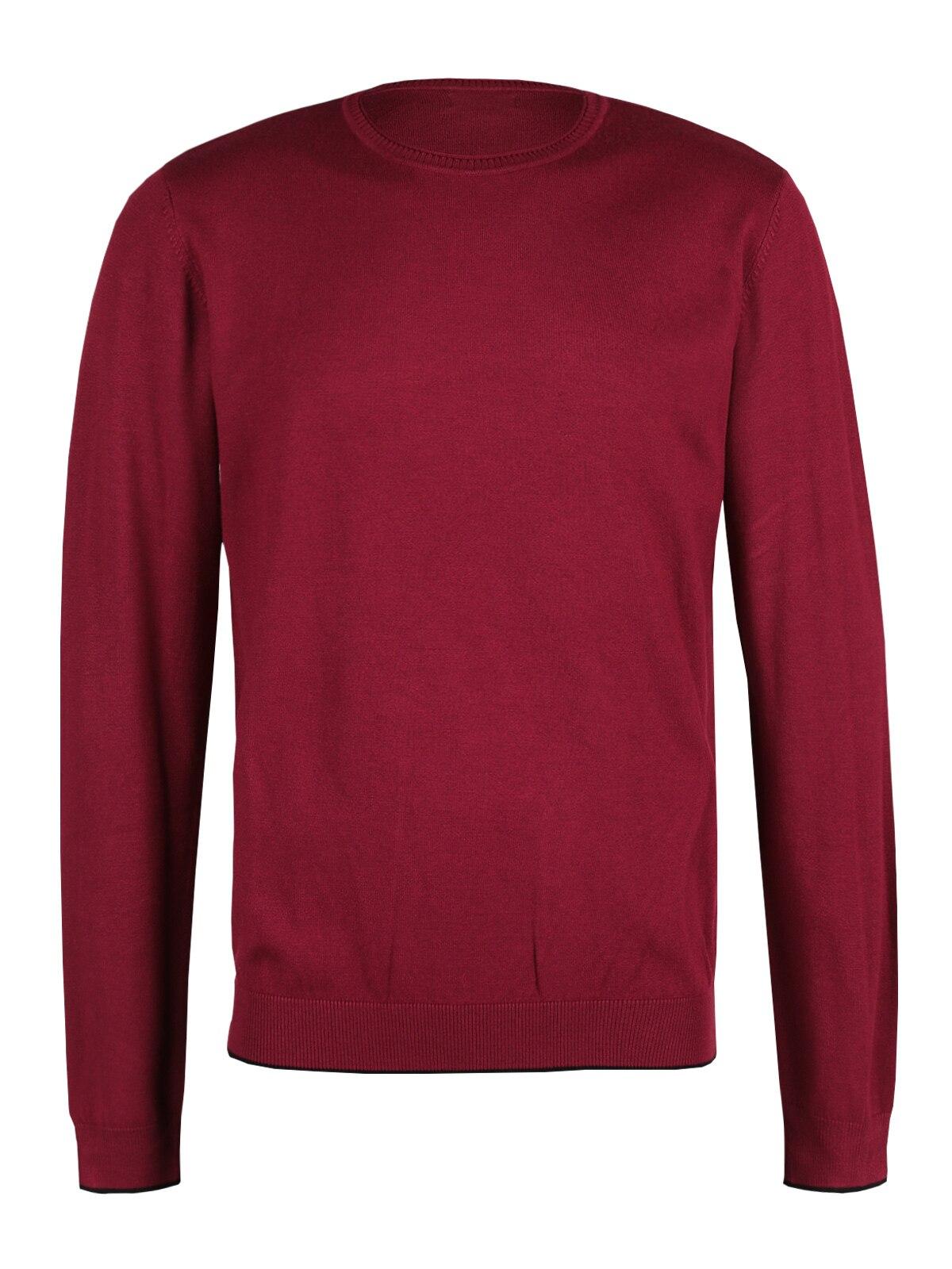 Round Neck Sweater Basic