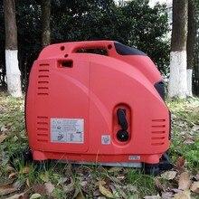 Горячая Распродажа 4 тактный CE GS EPA Сертифицированный AC Портативный 3.5kw домашний бензиновый цифровой инверторный генератор мощность генератор denyo