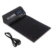 ЖК-экран, открытая разделительная машина, нагревательная станция с Контролером температуры, Ремонтный инструмент для iPad iPhone samsung 110 V/220 V