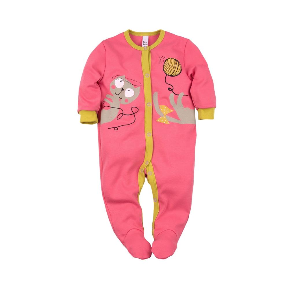 купить Footies BOSSA NOVA for girls and boys 502k-361d Children clothes kids clothes дешево