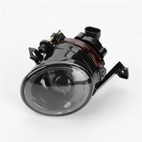 1PCS Right Front Bumper Projection Convex Lens Headlights Fog Lamp For VW Tiguan EOS Polo Touran