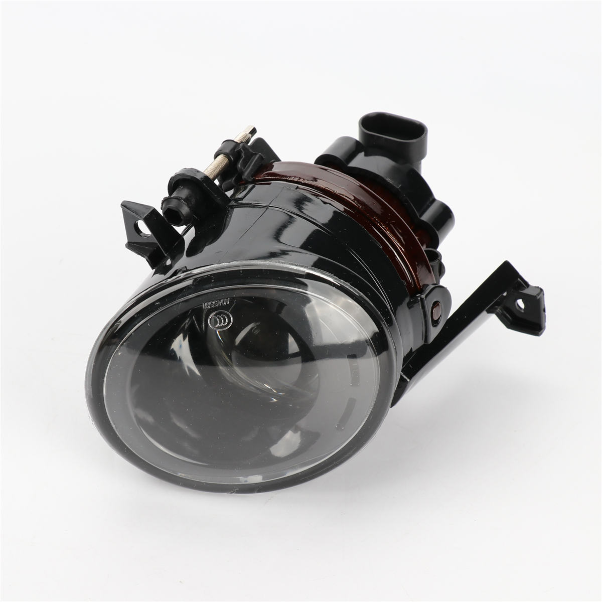 1PCS Right Front Bumper Projection Convex Lens Headlights Fog Lamp For VW Tiguan EOS Polo Touran Golf MK6 1T0941700 runmade for vw 2010 2011 2012 tiguan clear lens bumper fog driving light fog lamp right side 5nd 941 700