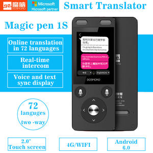 Touch-Screen Translator-Support Offline Travel-Assistant Electronic-Dictionary Languages