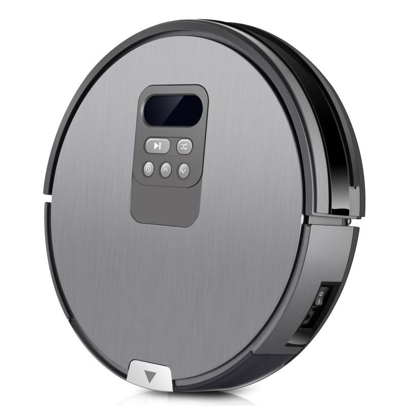 X750 Robot Vacuum Cleaner For Home (Sweep,Vacuum,Mop,Sterilize) With Remote control, LCD touch screen, schedule Robot Aspirado free shipping 4 in 1 multifunction robot vacuum cleaner sweep vacuum mop sterilize touch screen schedule 2 way virtual wall