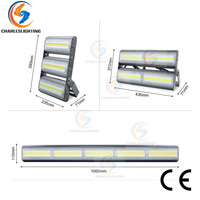 CHARLES LIGHTING 3 Years Warranty LED Flood Light110 240V LED FloodLight 150w 200w 300w 400w 1000w for football Basketball court