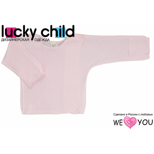 Распашонка Lucky Child