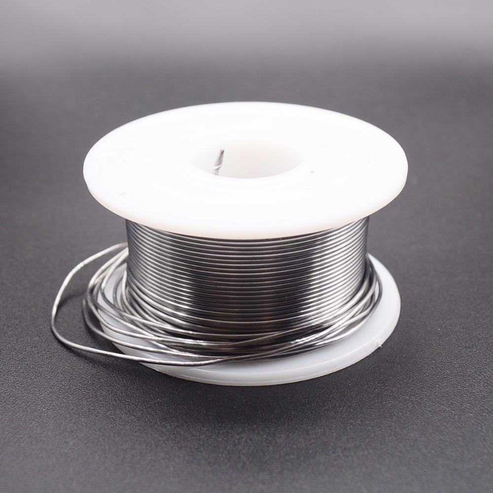 Hot Sale Tin Lead Solder Core Flux Soldering Welding Solder Wire Spool Reel 0.8mm 63/37