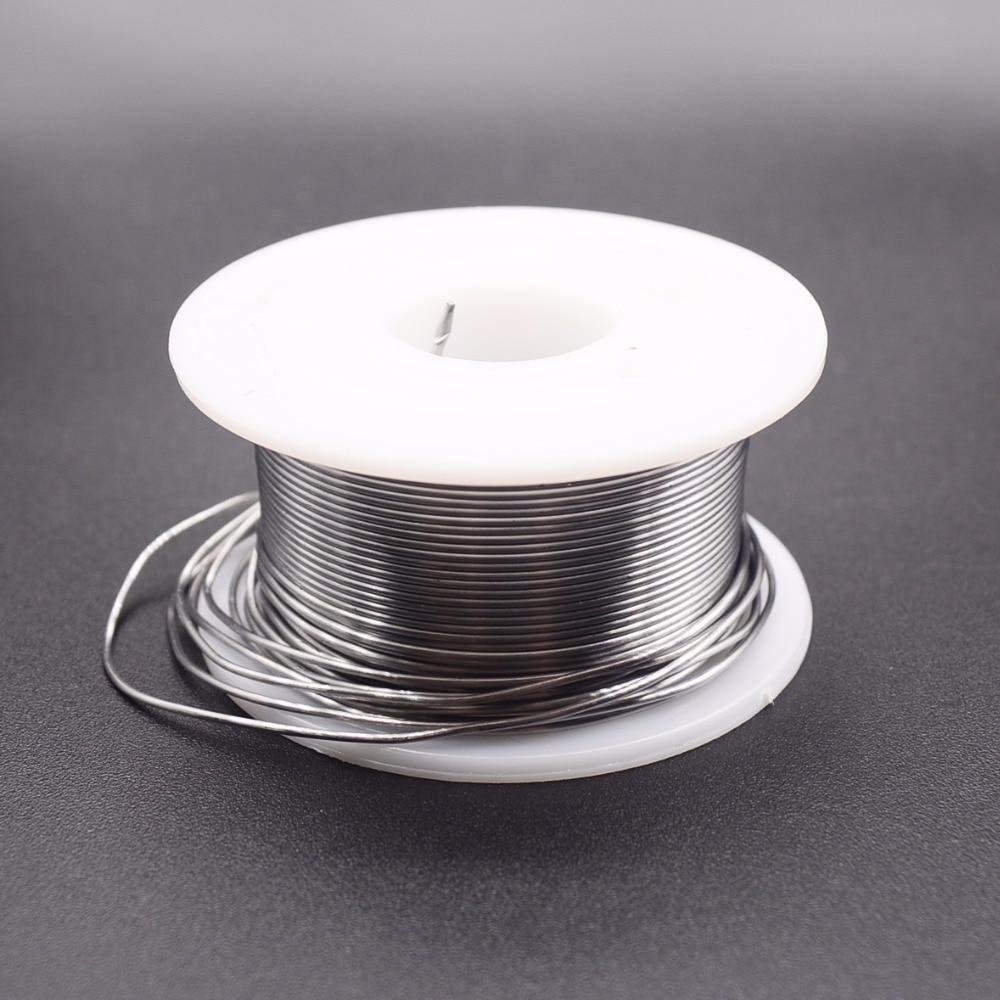 Hot Sale Tin Lead Solder Core Flux Soldering Welding Solder Wire Spool Reel 0.8mm 63/37