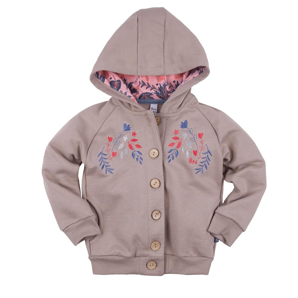 Hoodies & Sweatshirts BOSSA NOVA for girls 171b-462 Children clothes kids clothes dresses bossa nova for girls 143b 462 children clothes kids clothes