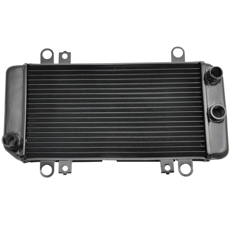 LOPOR For Kawasaki Ninja 250R EX250 2008-2012 EX 250 08 09 10 11 12 Motorcycle Parts Aluminium Cooling Replacement Radiator