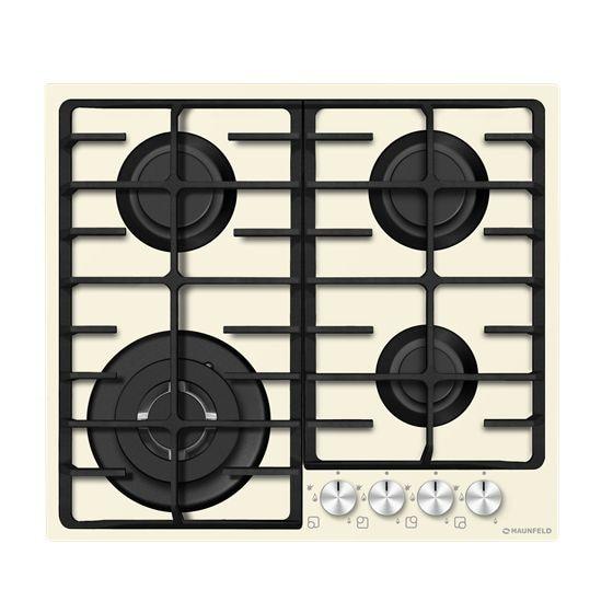 Cooking panel MAUNFELD MGHG 64 76 IL Ivory все цены