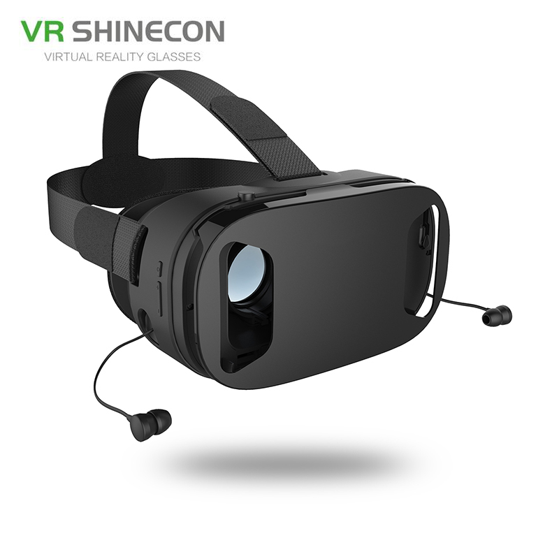Wholesale  3D Box For HD Movie And Game Picture Frame Light Portable Virtual Reality  Glasses