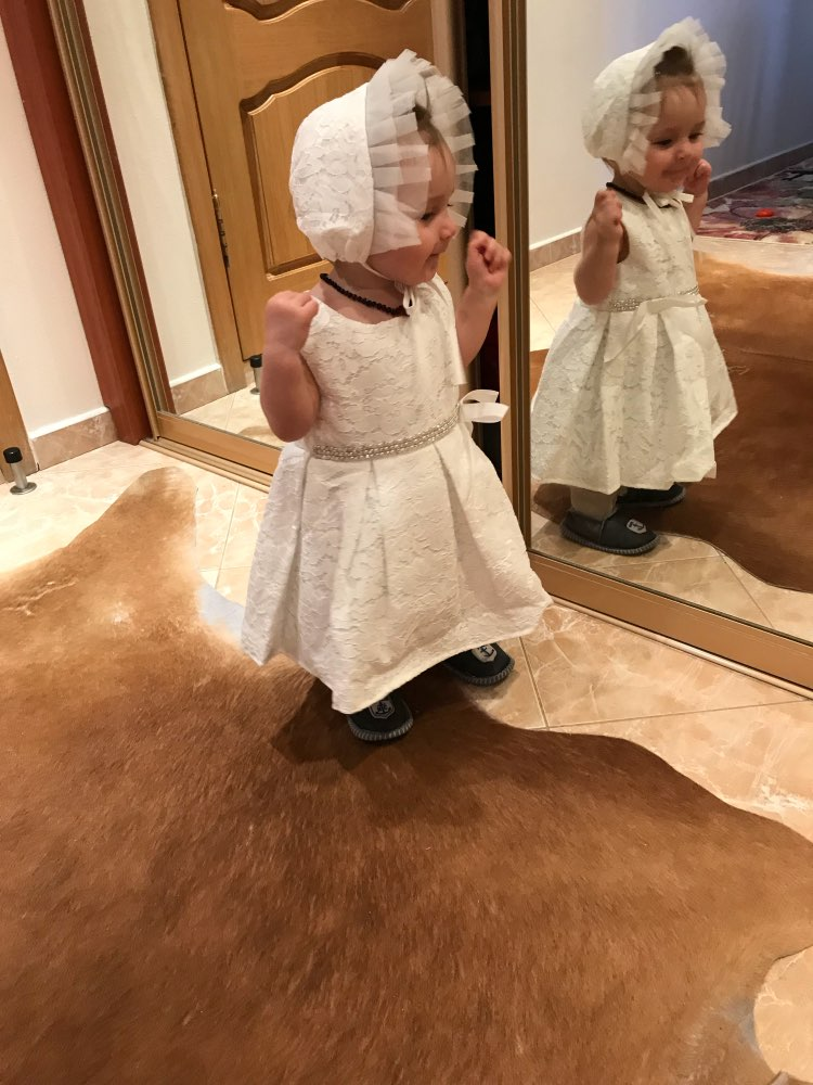 bffc3f301ad8 Beautiful Pink Baby Girl Dresses with Cap Super Back Bow – Dapper Online