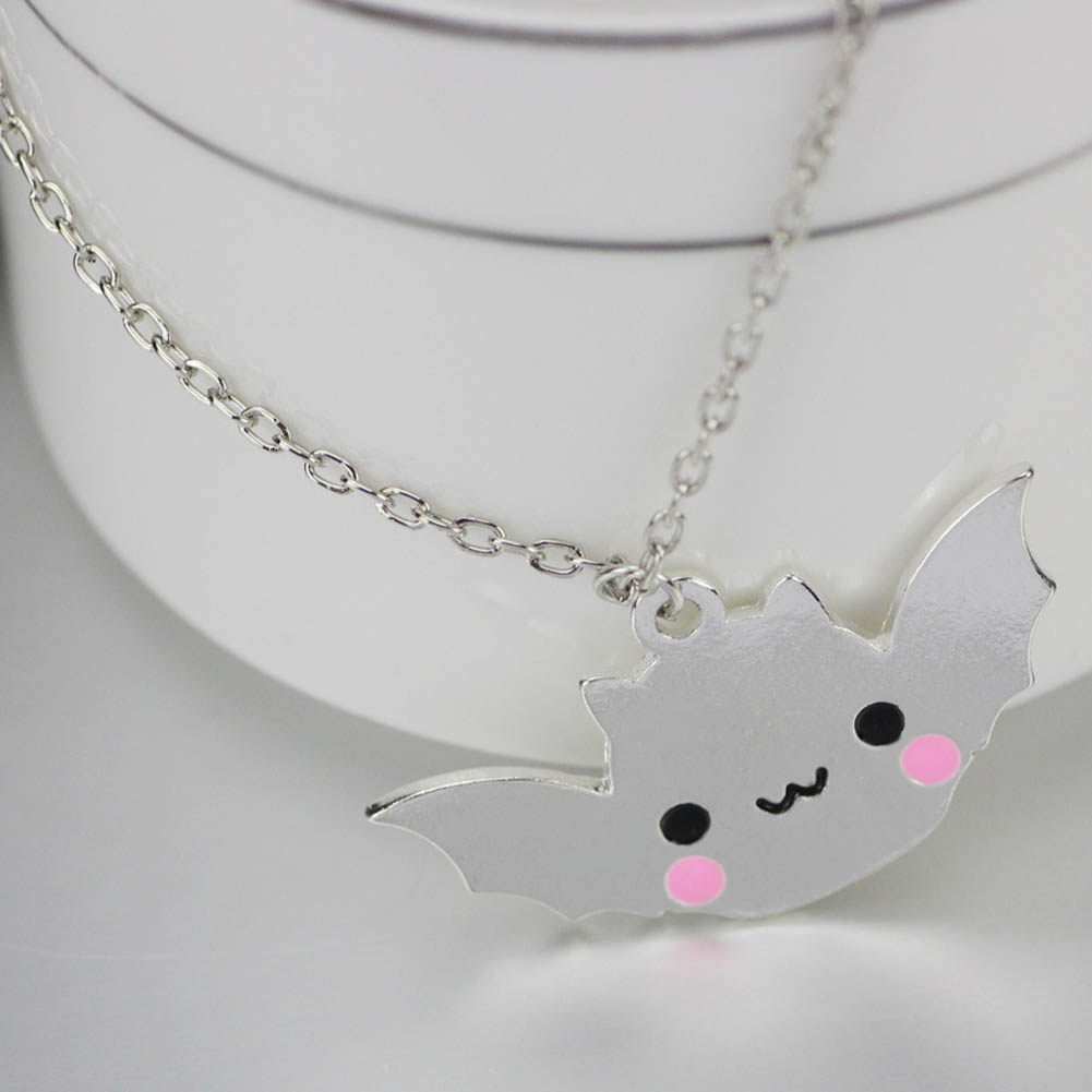 New Arrive Blue Eyes Owl Pendant Necklace Opal Crystal Sweater Long Chain Necklace For Woman Christmas Gift Owl Necklace