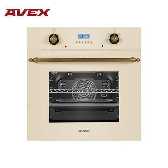Built-in Electric Oven With Convection AVEX  HM 6170 YR Household Home Appliances For The Kitchen Electric Oven Cooking Food