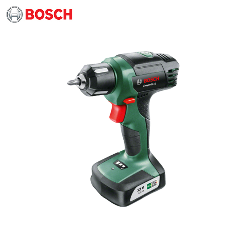 Cordless screwdriver Bosch EasyDrill 12 power tool drill battery new electric drill cordless screwdriver rechargeable battery electric screwdriver parafusadeira furadeira tenwa power tools