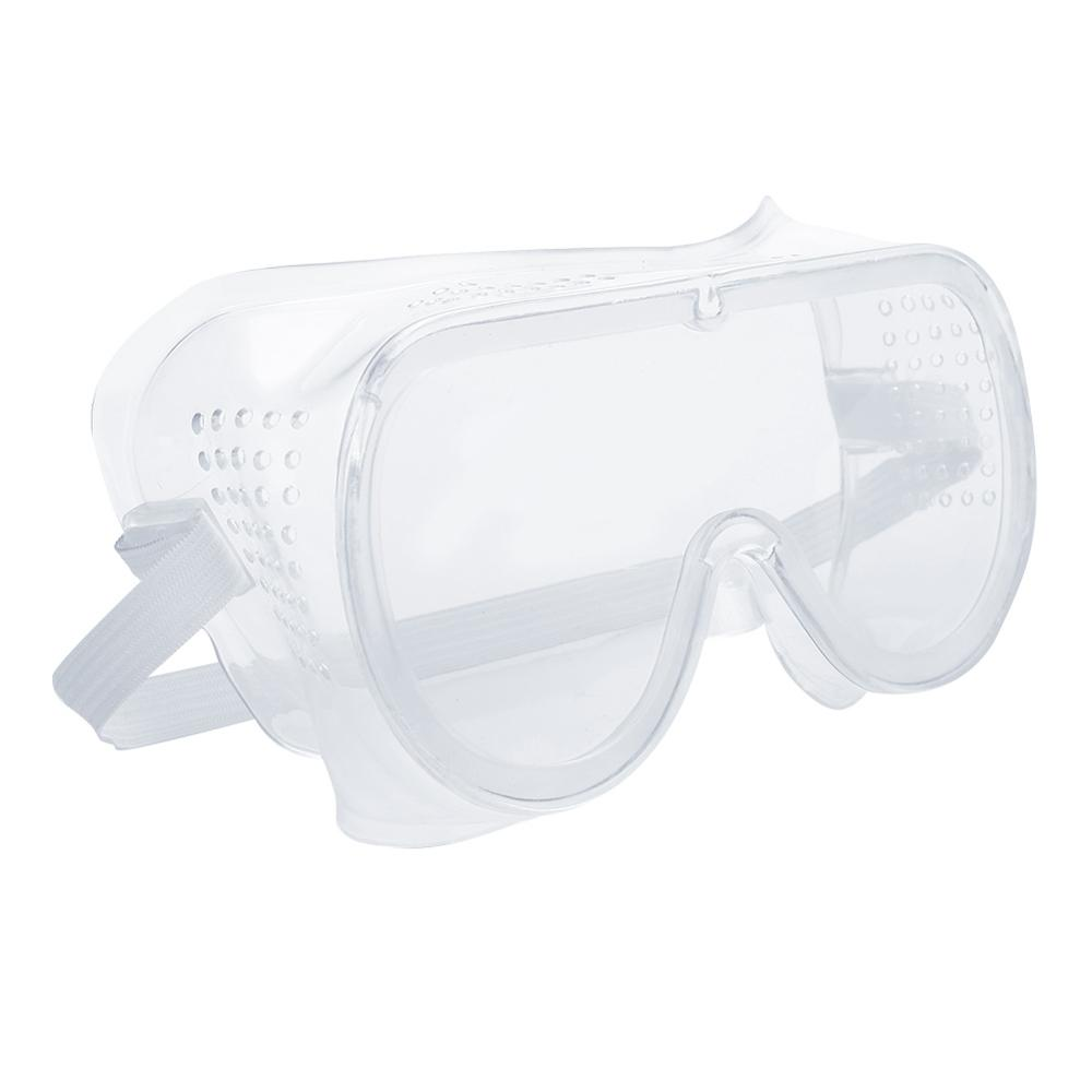 Safety Glasses Mingrui Store PC Transparent Safe Glasses Eye Protective Labor Protection Windproof Anti-Dust Outdoor Protective