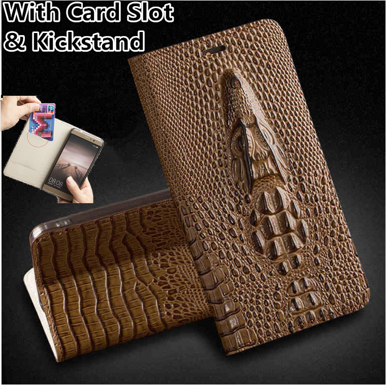 ND08 genuine leather flip case for Nubia Z18(5.99') phone case for Nubia Z18 flip cover free shipping