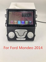 9 дюймов DVD плеер автомобиля Североамериканская версия для Ford Mondeo 2014 Электроника gps навигации wi fi мультимедиа стерео системы