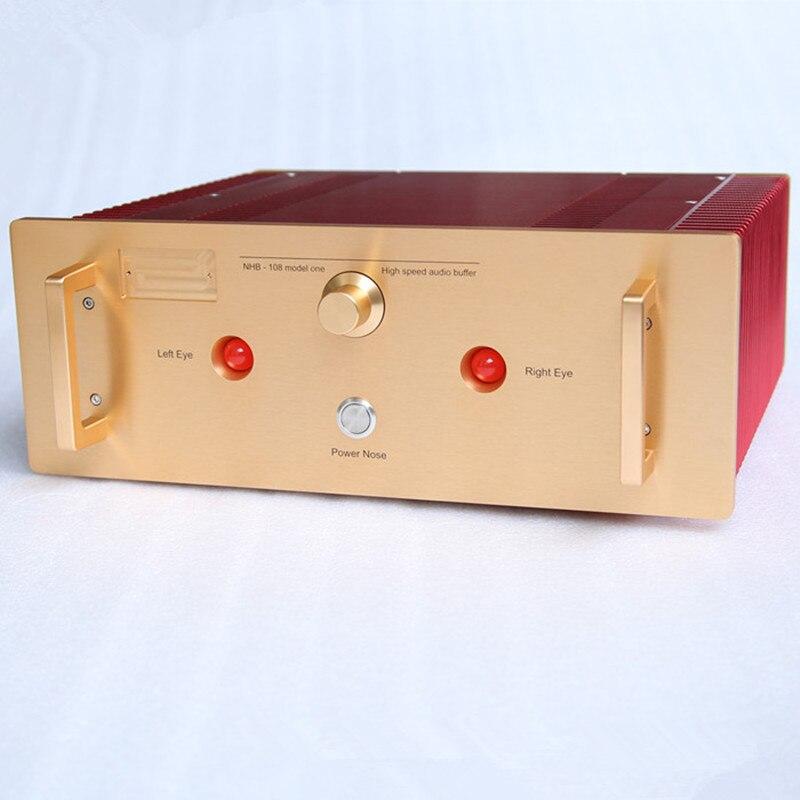 Breeze Audio Factory Study / Copy Dartzeel NHB108 усилвател - Домашно аудио и видео - Снимка 3