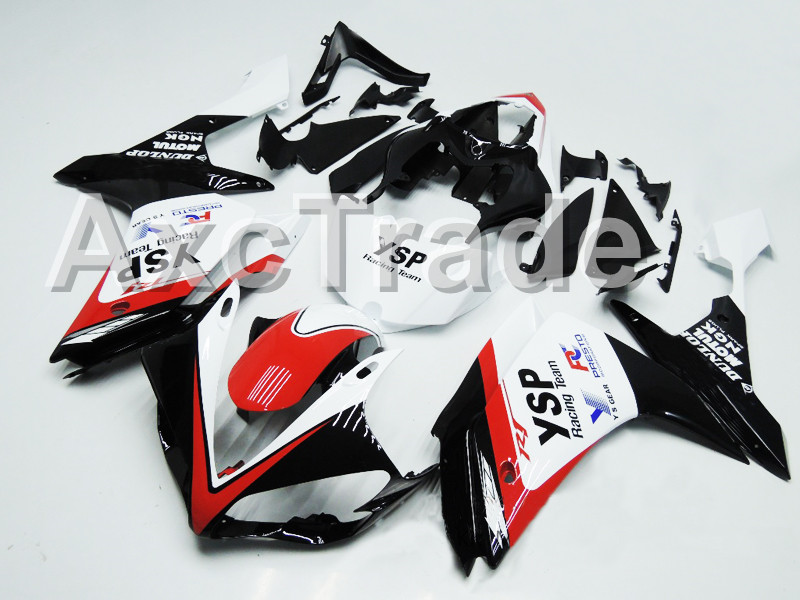 Motorcycle Fairings Fit For Yamaha YZF R1 YZF 1000 YZF-R1000 YZF1000 2007 2008 07 08 ABS Injection Fairing Bodywork Kit A0802