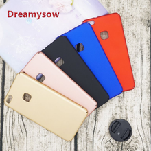 Dreamysow PC Hard Plastic Case Matte Cover Full Cover For Huawei Y6 II P9 Lite P8 Lite 2015 Honor 8 5X 6X 5C Phone Bag Cover
