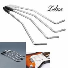 1 unid 5mm/6mm tremolo brazo whammy bar para Fender squier Strat Bass Guitarras ra Instrumentos musicales partes Accesorios