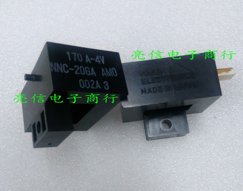 Original new 100% Japan import NNC-20GA 170A 4V current sensor mutual inductor current switch все цены