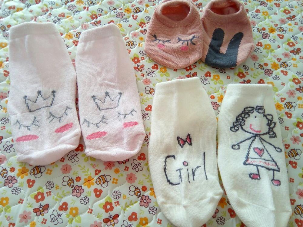 Милейшие детские носочки с Алиэкспресс