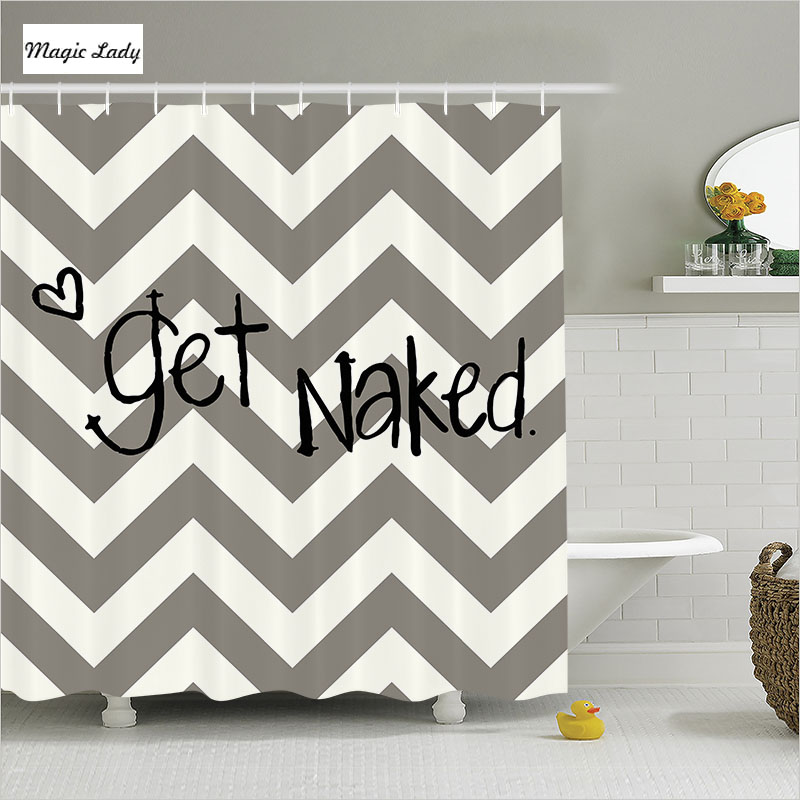 Shower Curtain Black And White Bathroom