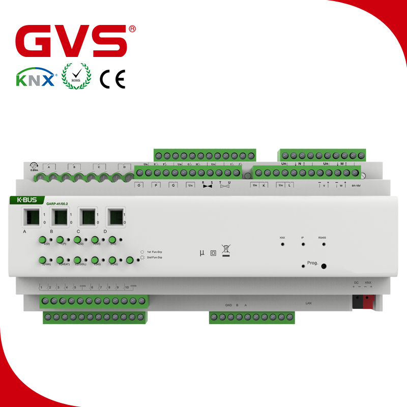 2018 Knx Eib Gvs K Bus Knx Room Controller In Smart Home System