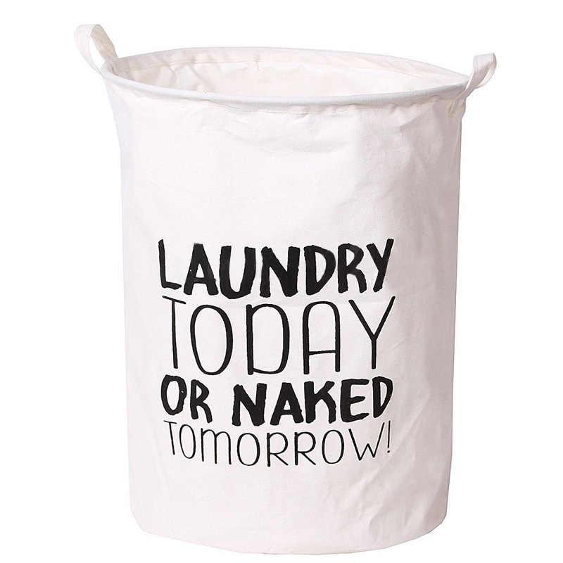 Washing Clothes Laundry Basket Bag
