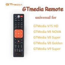Hot freesat atualização Gtmedia v8 nova controle remoto, tv por satélite receptor de controle remoto para gtmedia v8 nova freesat v8 super