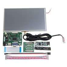 9 Inch Digital 1024x600 LCD Touch Screen + HDMI/VGA Driver Board For Raspberry Pi(China)